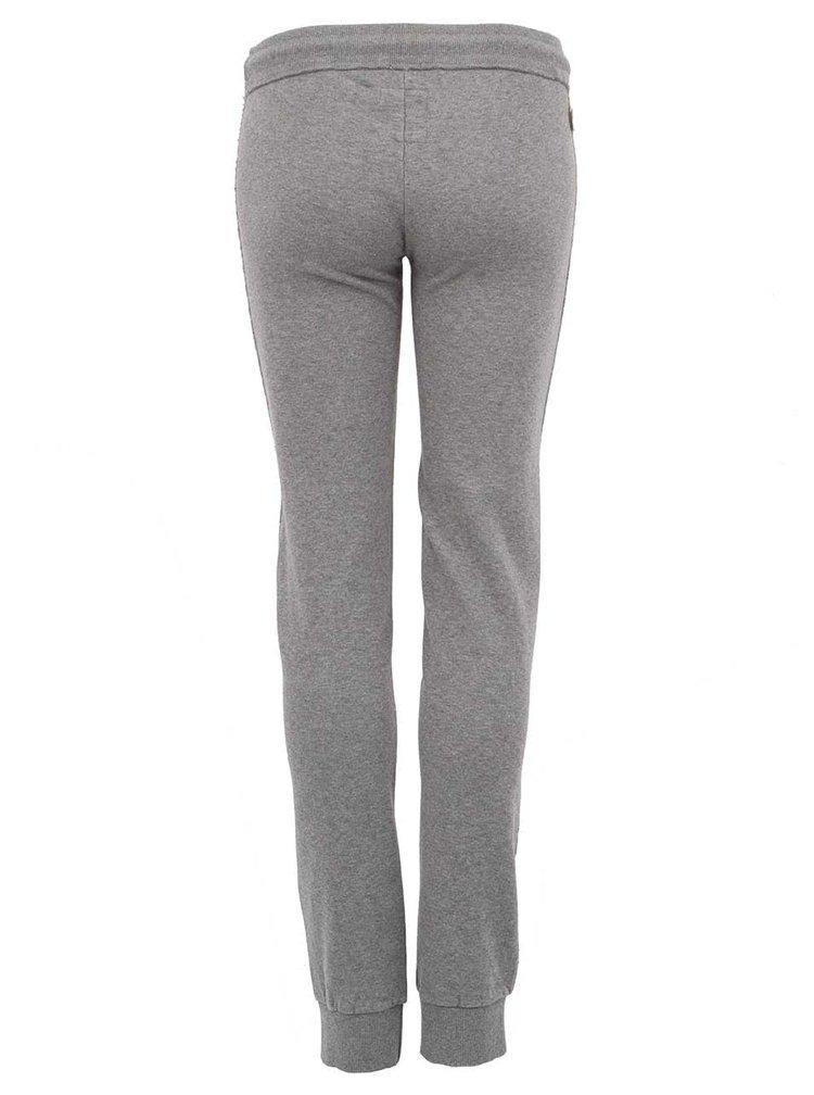 Pantaloni gri de trening de damă de la Franklin & Marshall