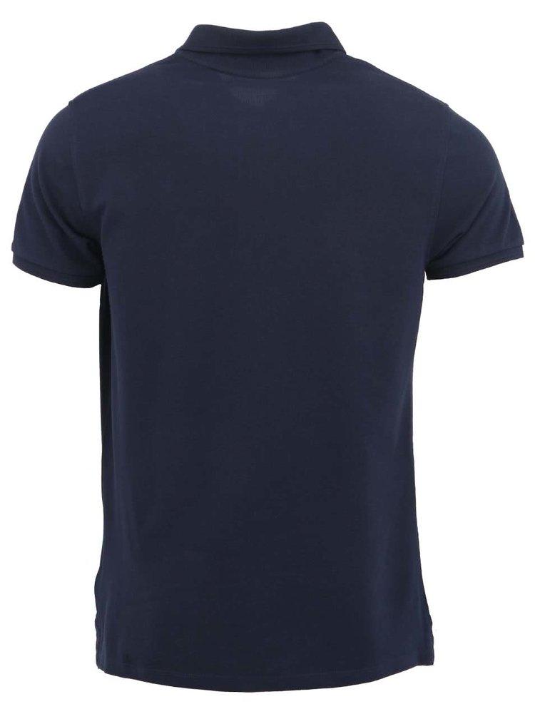 Tmavě modré pánské polo triko Stanley & Stella Performs