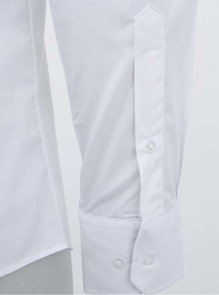 Bílá klasická košile Bertoni Slim Fit