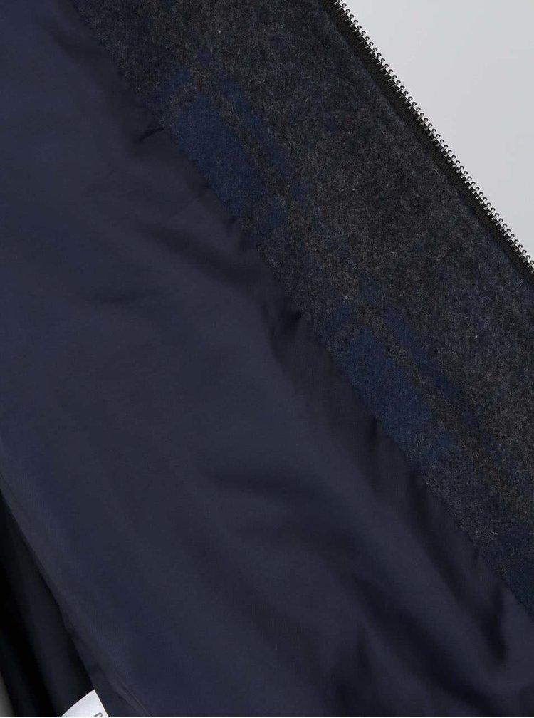 Modrá baseballová bunda ONLY, SONS Arcadia