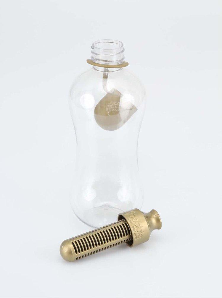 Sticlă de apă cu filtru Bobble aurie, pentru copii