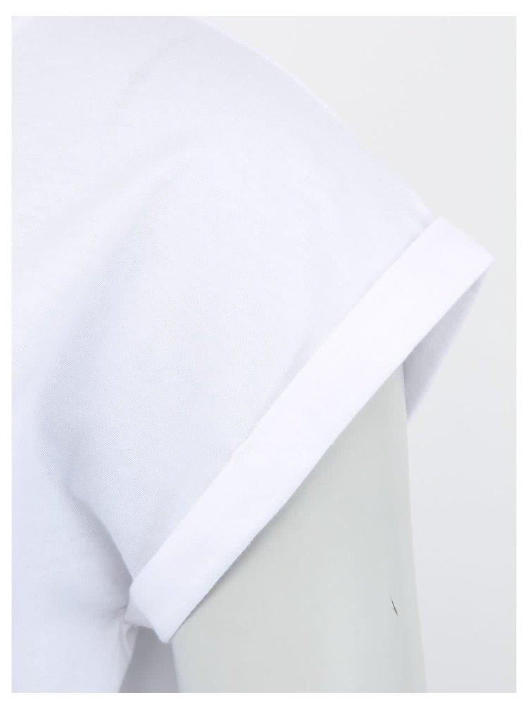 """Dobré"" dámské bílé triko Containall"