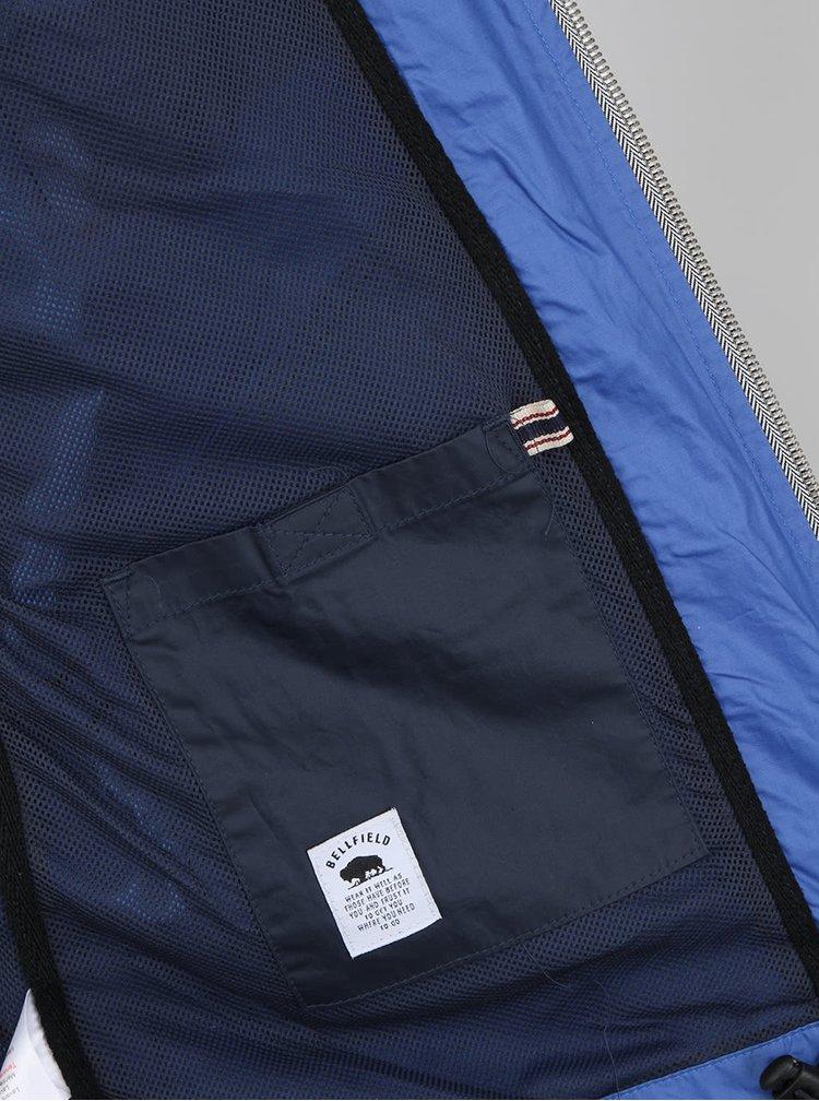 Jachetă rezistentă la vânt albastră pentru bărbați Bellfield Kyte