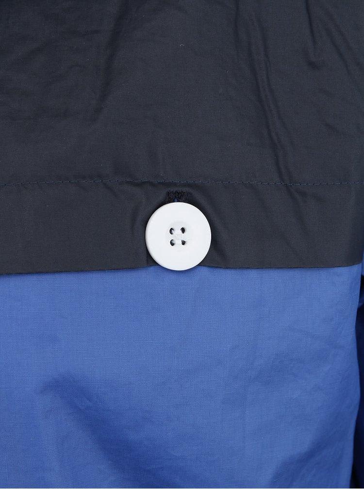 Jacheta rezistenta la vant albastra pentru barbati Bellfield Kyte