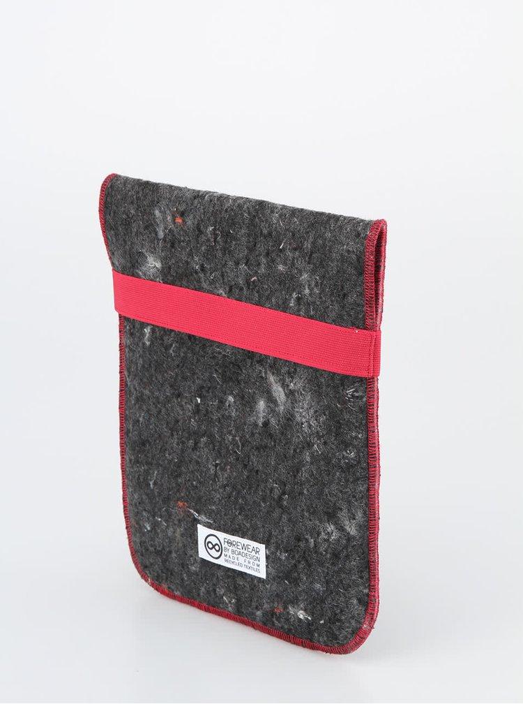 """""""Dobrý"""" obal na tablet FOREWEAR s ružovou gumou"""