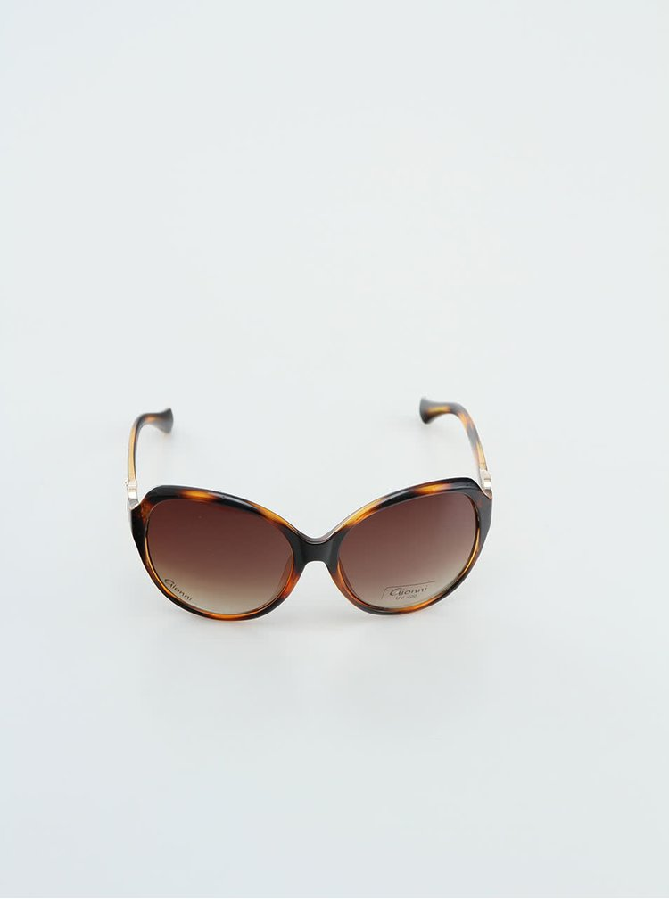 Hnědé dámské brýle Gionni