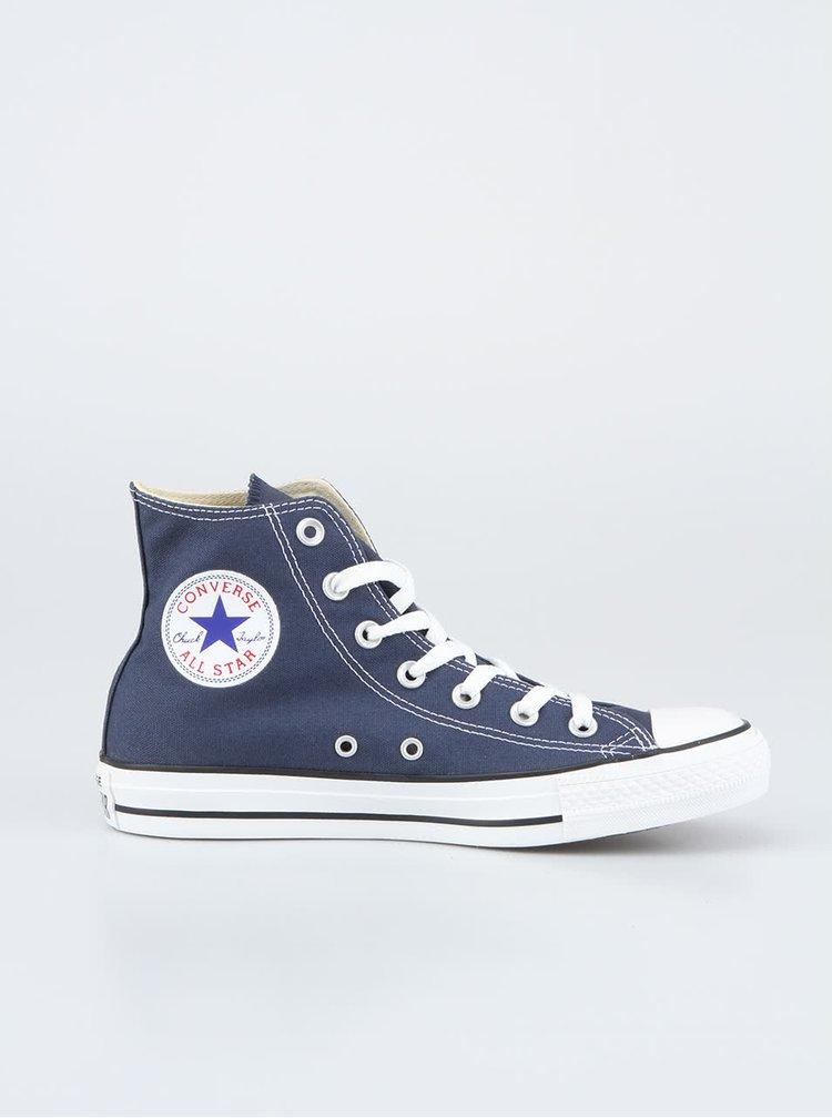 Bascheți inalti unisex bleumarin Converse Chuck Taylor All Star