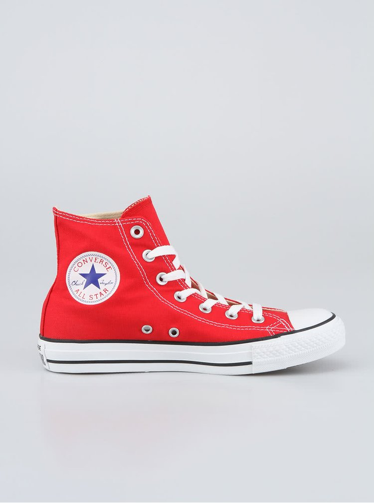 Tenisi rosii Converse Chuck Taylor All Star unisex