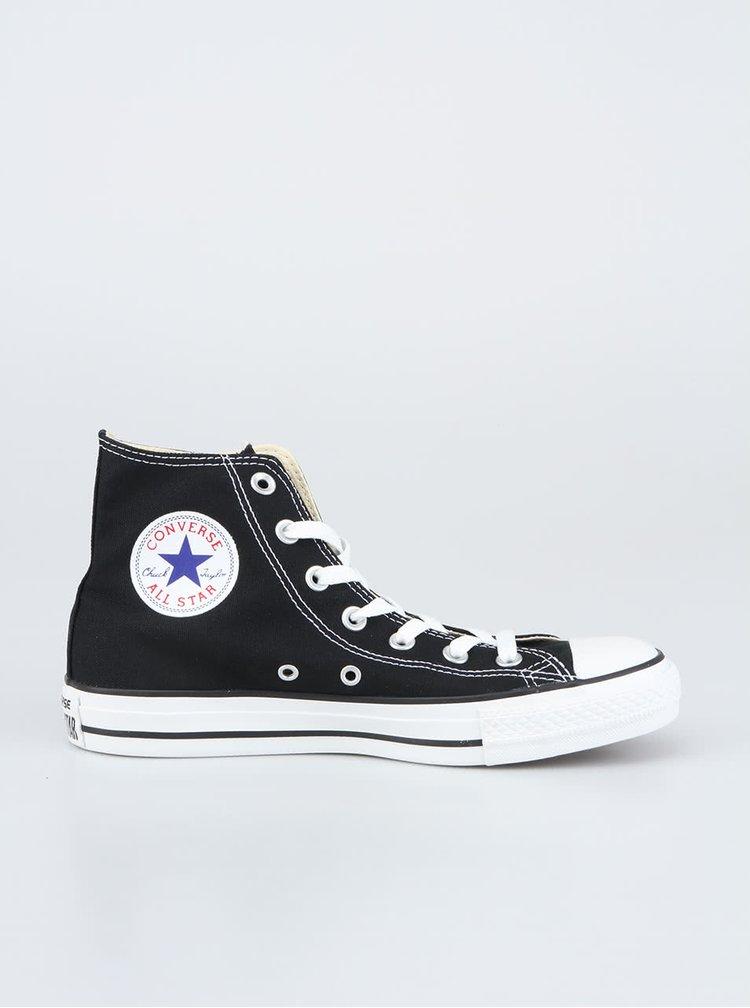Černé unisex kotníkové tenisky Converse Chuck Taylor All Star