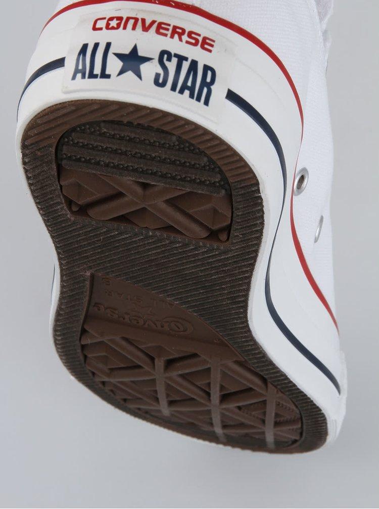 Biele unisex tenisky Converse Chuck Taylor All Star