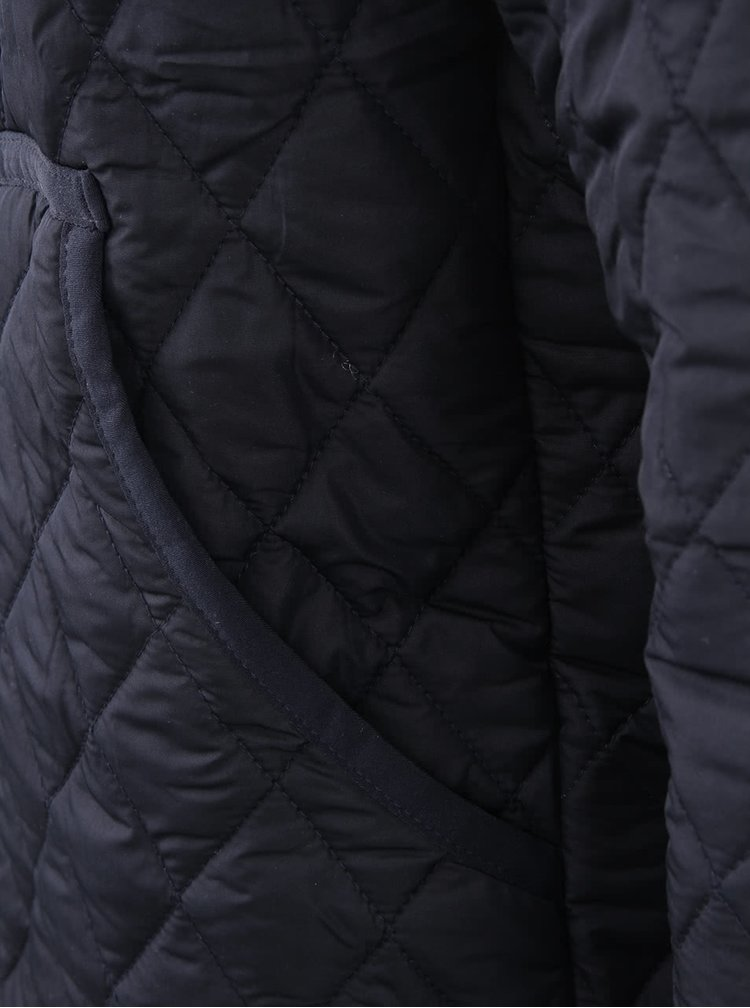 Tmavě modrá pánská bunda Fat Moose Woodwork