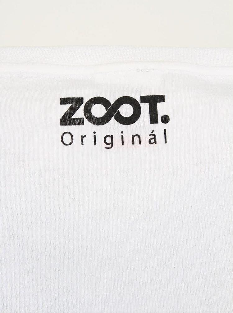 Bílé dámské tričko ZOOT Originál Jsem pěkná buchta