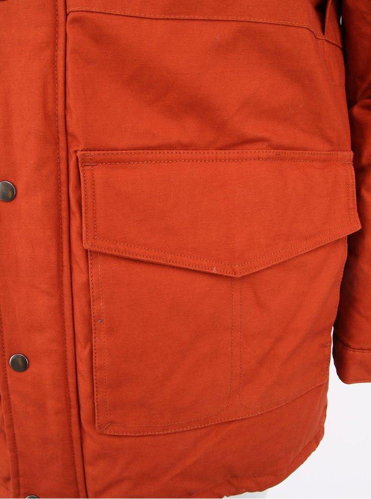 Pánská červená bunda Selected Andrew
