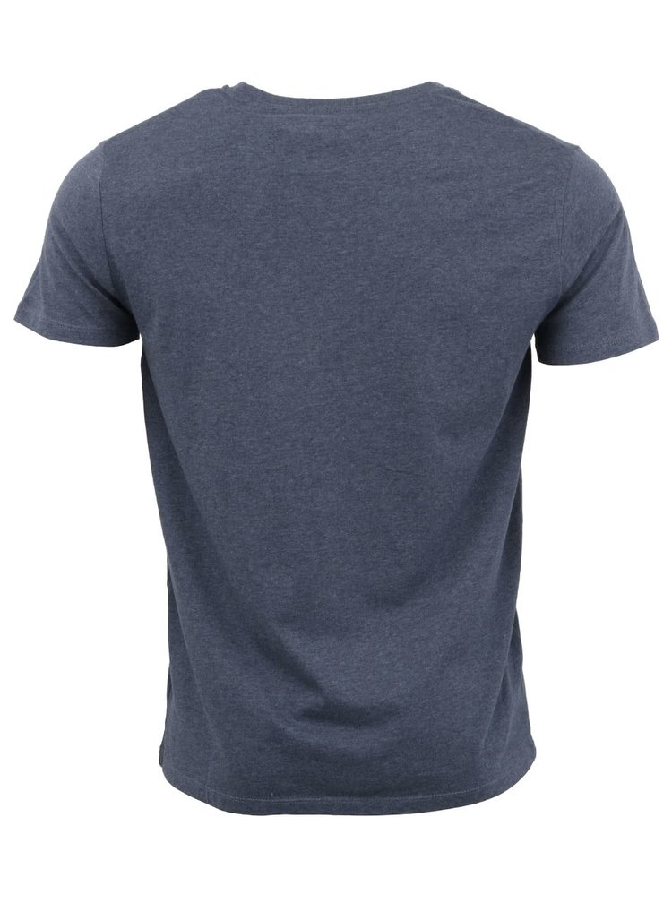 Pánske modrosivé tričko DOBRO.Jihlava Petržlen