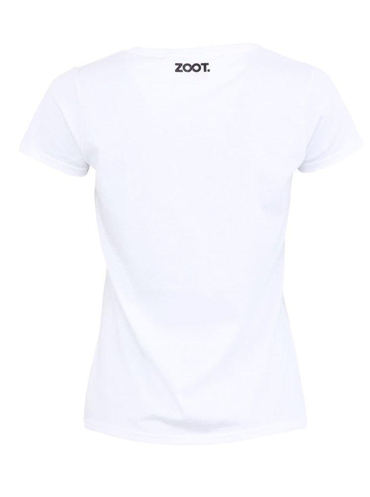 Dámský poslední čistý tričko ZOOT Originál