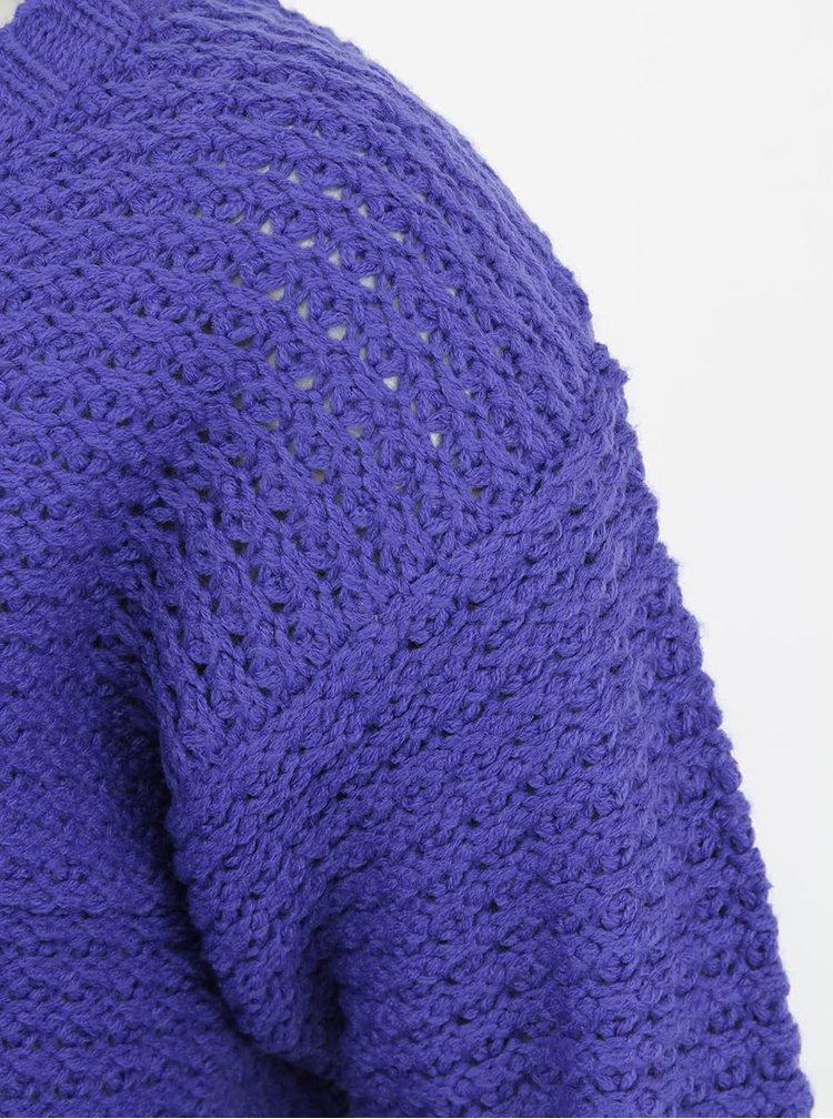Fialový volnější svetr Louche Reenie