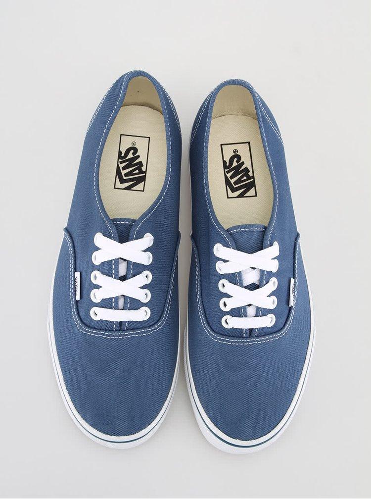 Modré pánské nízké tenisky VANS Authentic
