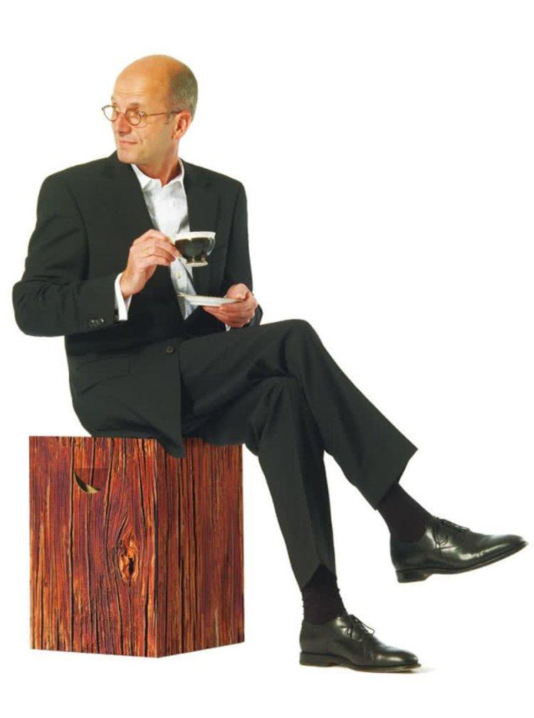 Skladacia stolička Remember Naturbursche pre drevorubača