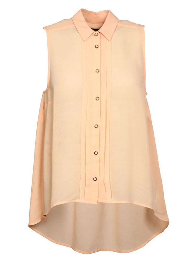 Bluză Betsy de la SuperTrash - culoarea piersicii