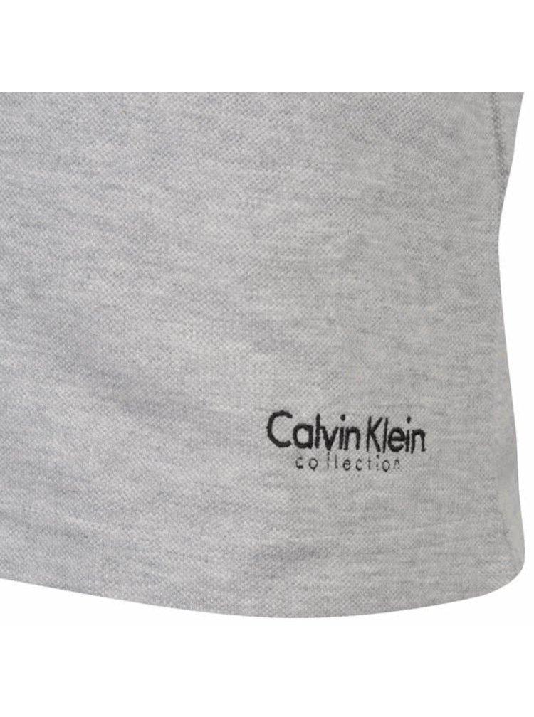 Šedé polotričko Calvin Klein