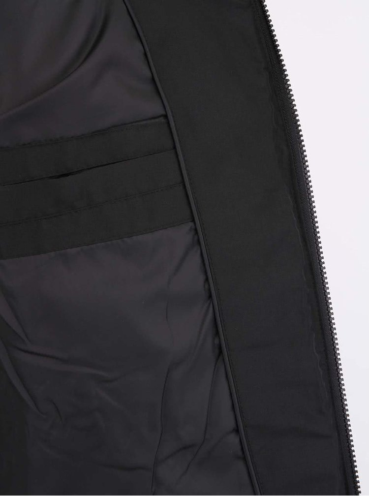 Jacheta de iarna matlasata neagra Jack & Jones Sammo