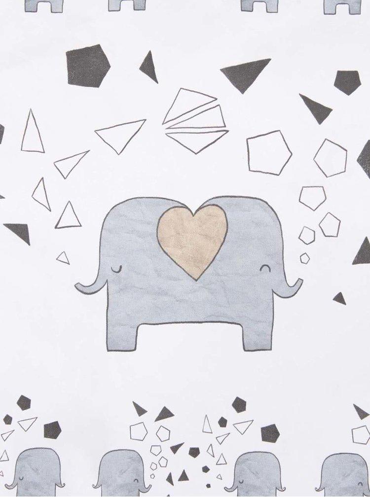 Obal na notebook Dogo Elephants In Love