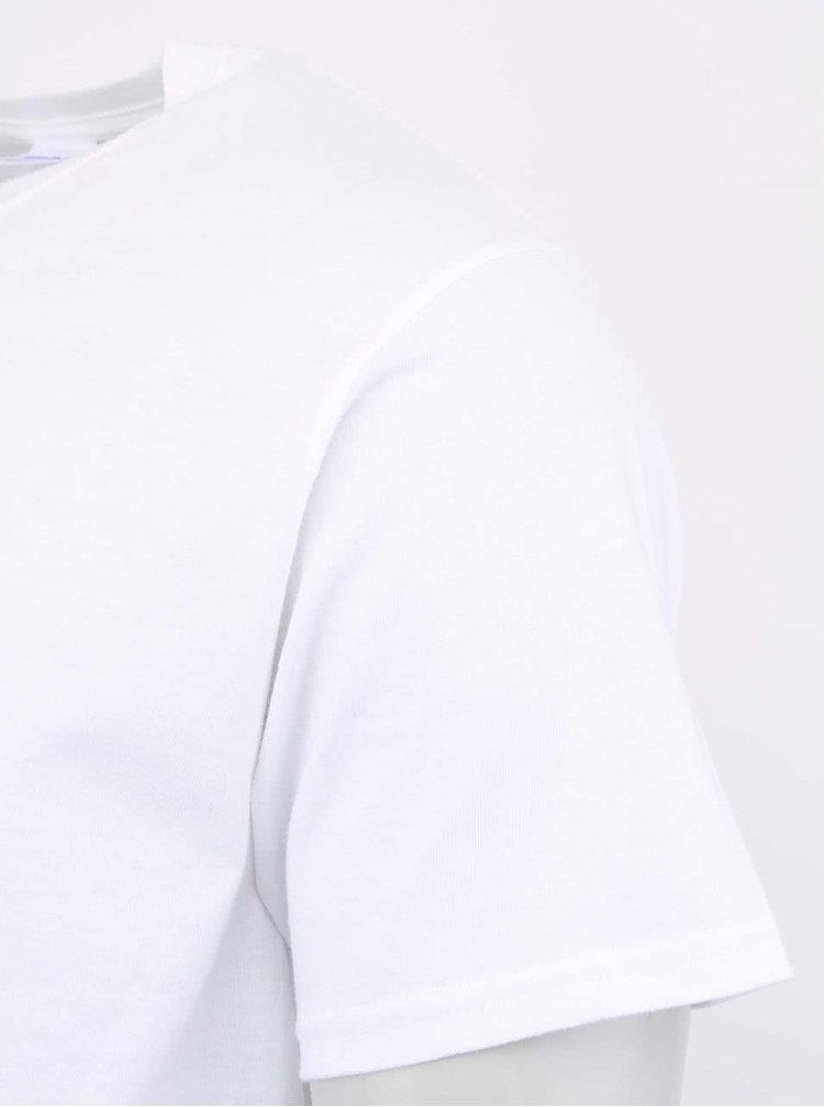 Bílé pánské triko ZOOT Originál Stříkám
