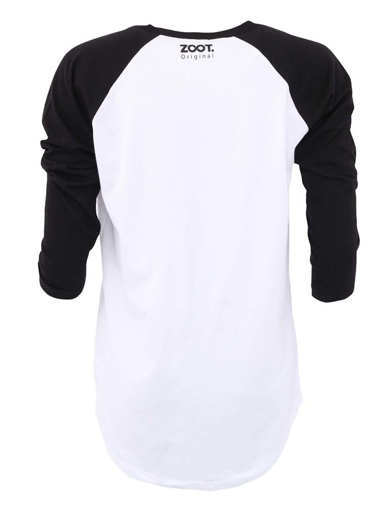 Čierno-biele dámske tričko ZOOT Originál Kořist