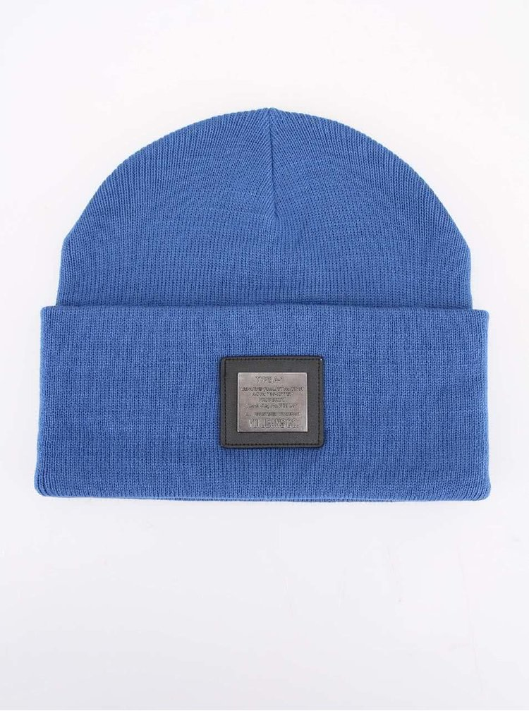 Modrá pánská čepice Voi Jeans Tactile