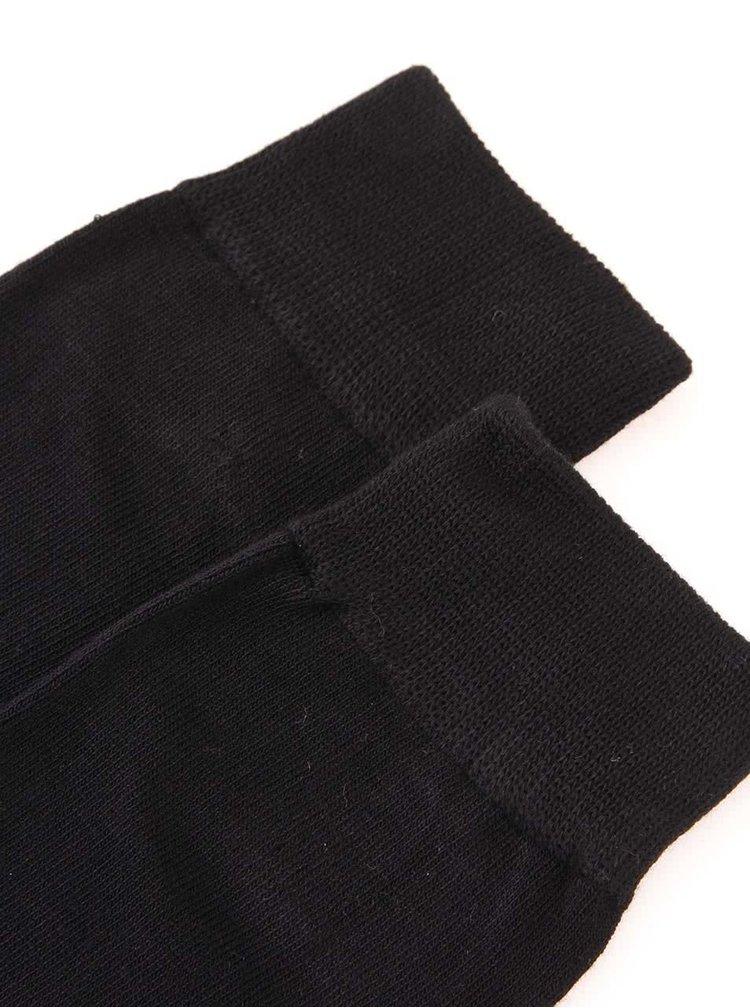 Șosete Selected Sel - negru