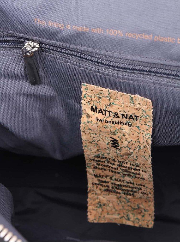 Černá kabelka Matt & Nat Wellington
