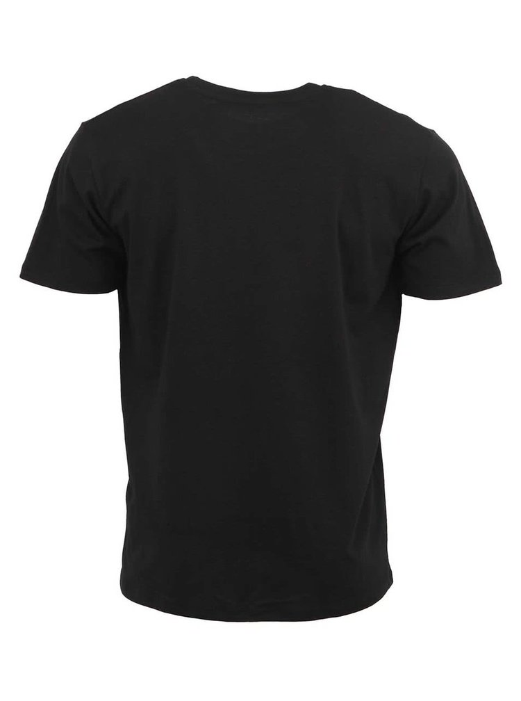 Čierne pánske tričko Stanley & Stella Acts