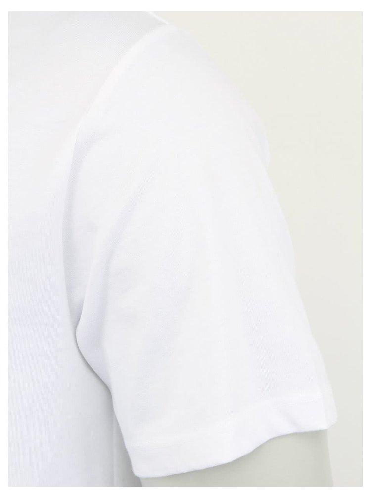 Bílé pánské tričko Stanley & Stella Expects