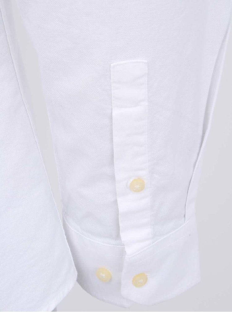 Biela košeľa Bertoni Slim Fit