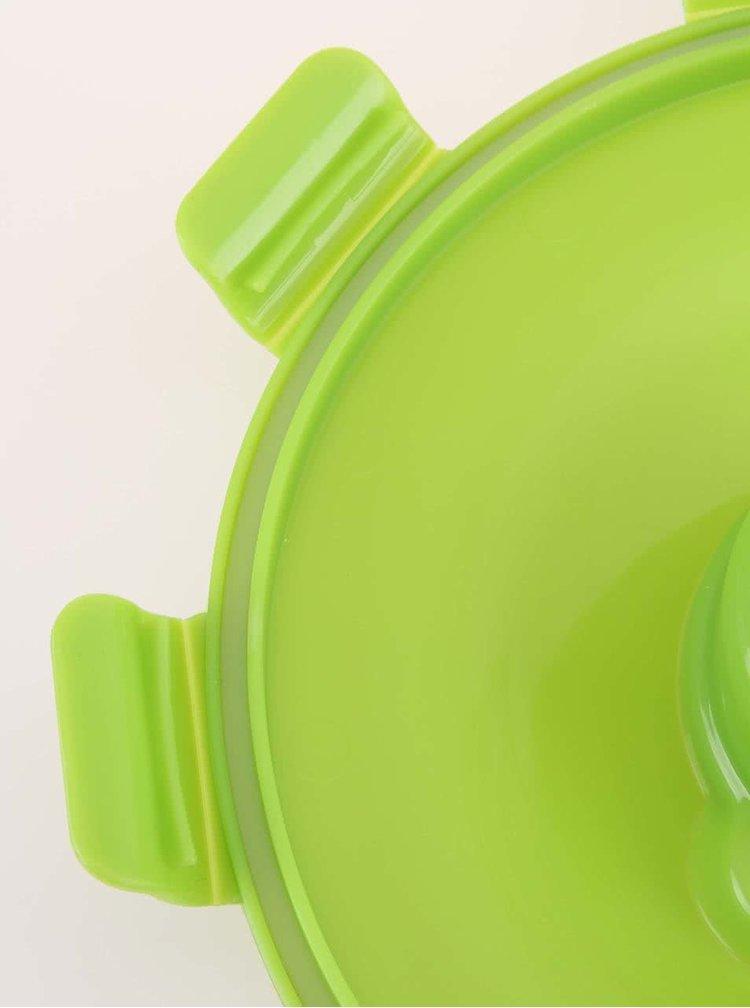 Cutie verde pentru salată de la Prêt à Paquet