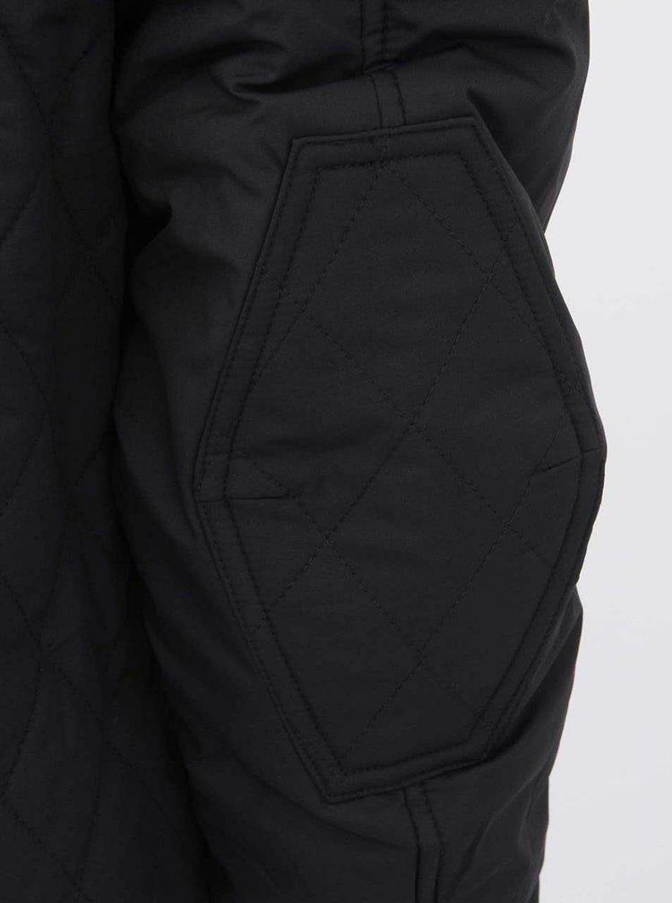 Černá pánská bunda Ben Sherman