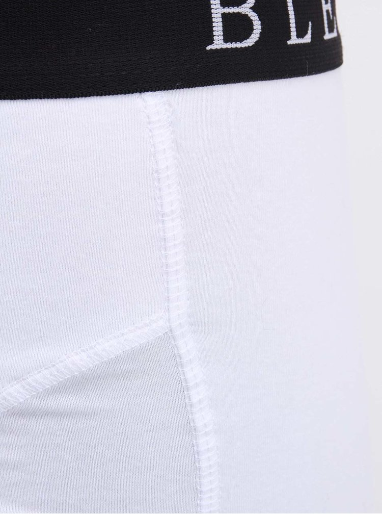 Blend, Set of Two White Boxer Shorts