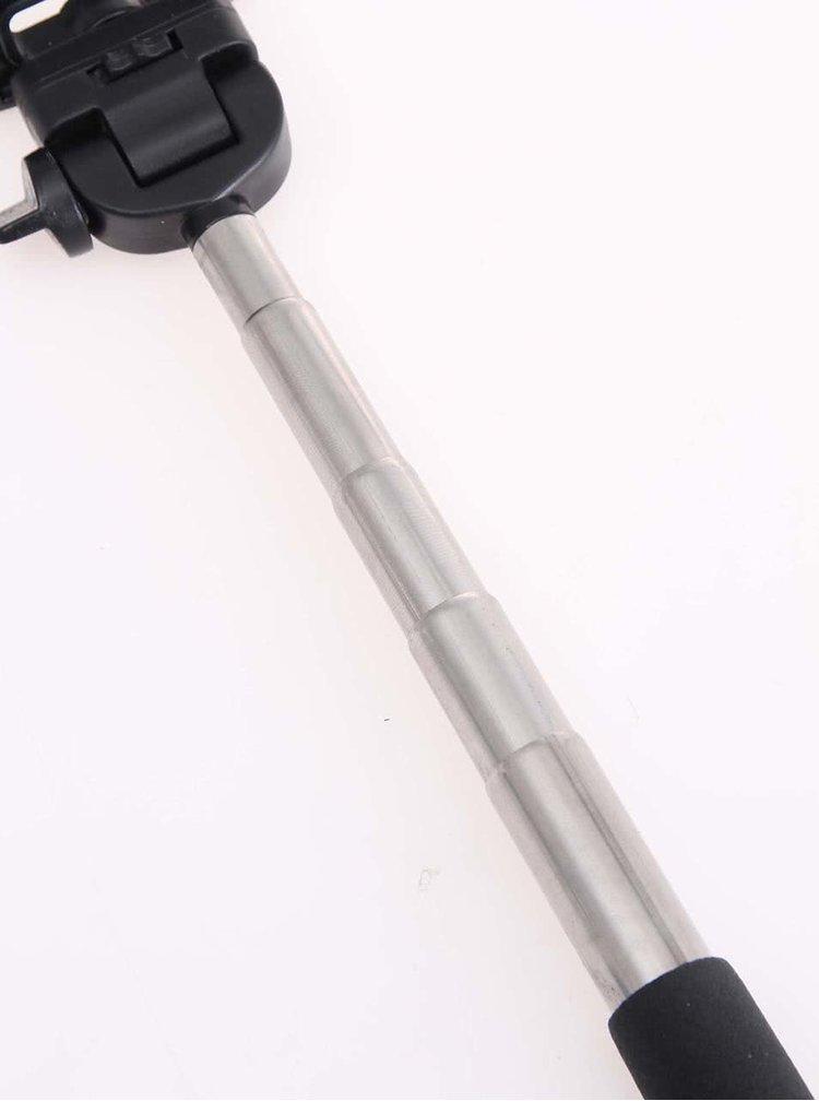 Helio Ferretti Selfie Stick - negru