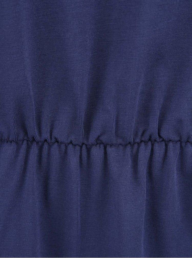 Tmavě modré těhotenské šaty Mama.licious Tico