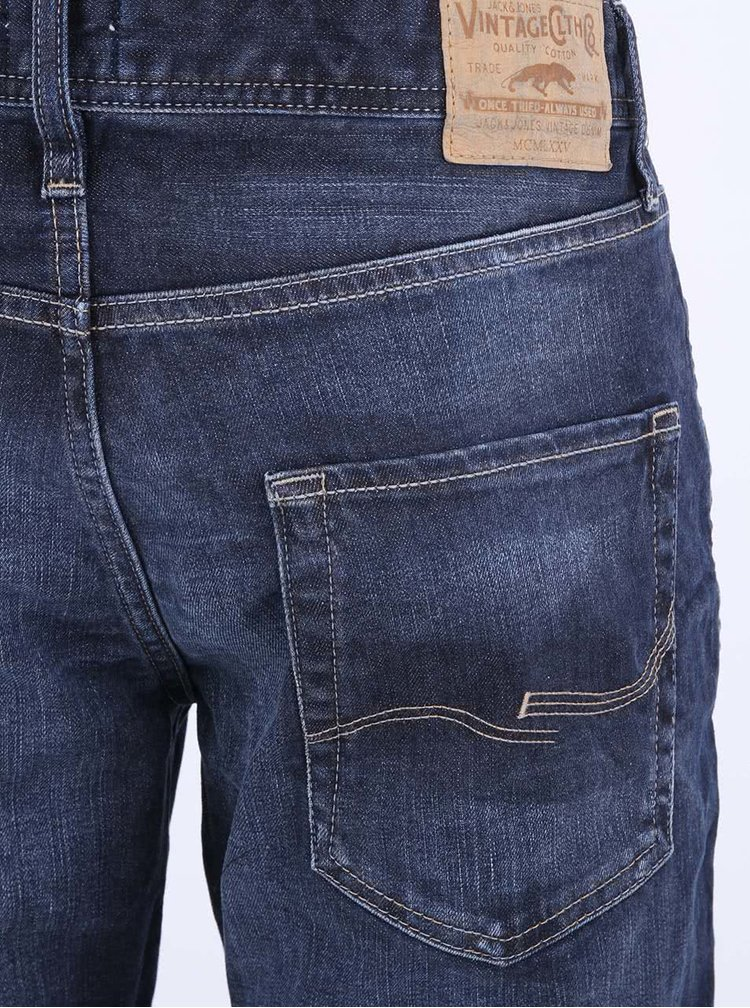 Modré rifle Jack & Jones Clark Original