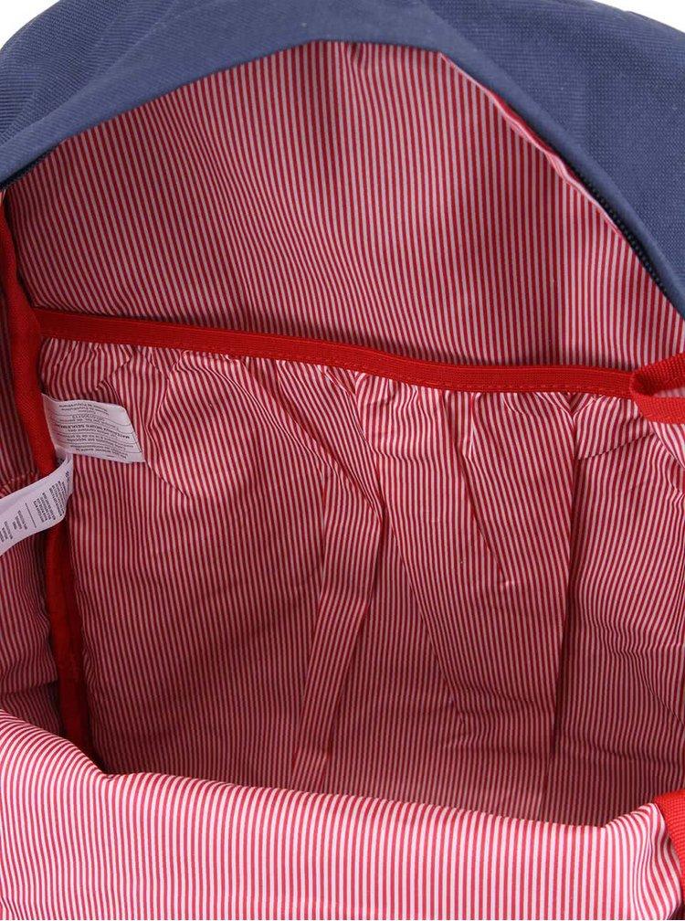 Tmavomodrý batoh Herschel Heritage