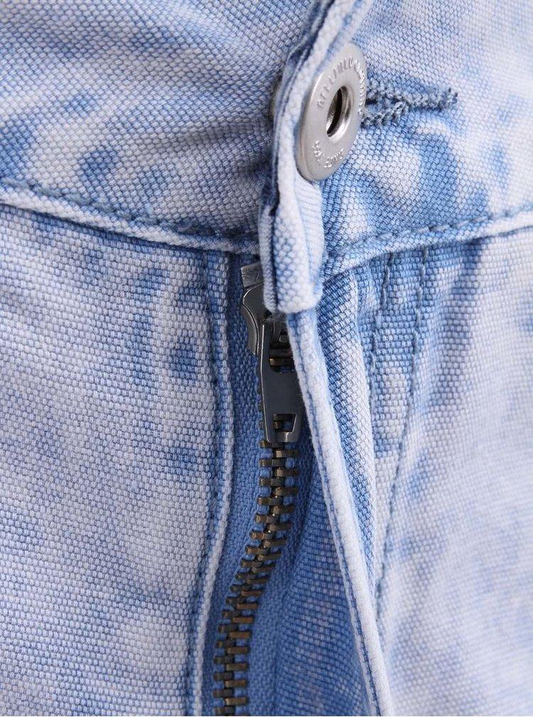 Bellfield Marina Pantaloni Scurti Denim Albastru