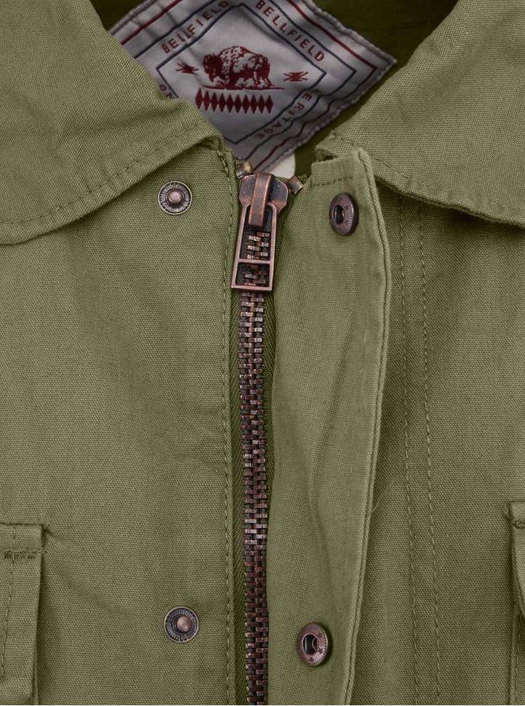 Khaki pánská bunda Bellfield Wiltord