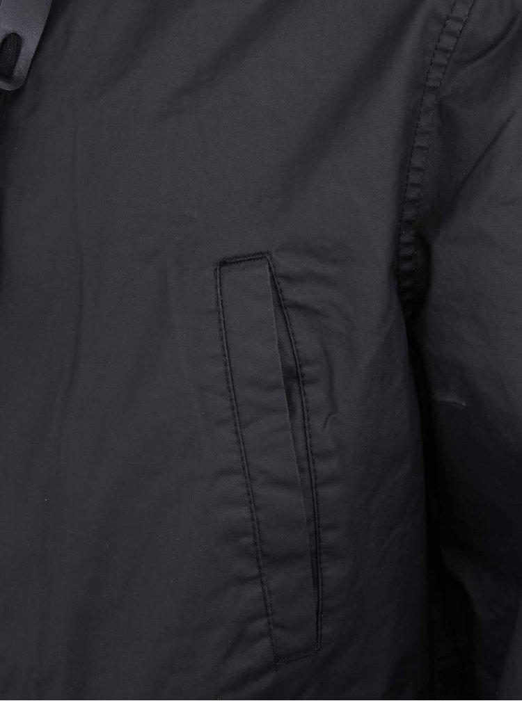 Černá bunda Bellfield Tokla