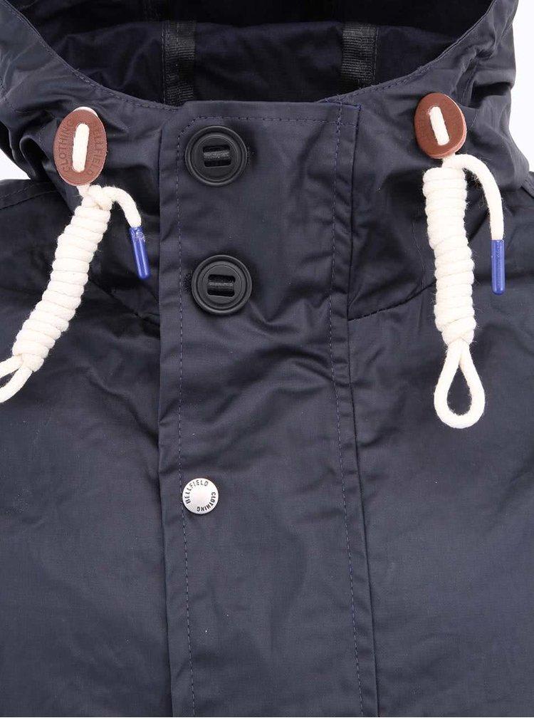 Jachetă Tannum Bellfield - negru și albastru