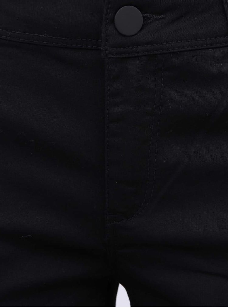 Čierne skinny nohavice ONLY Minna