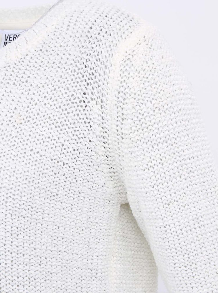 Bílý svetr  VERO MODA Risa