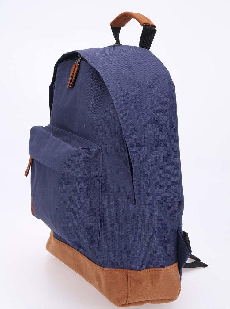 Tmavě modrý unisex batoh Mi-Pac Classic
