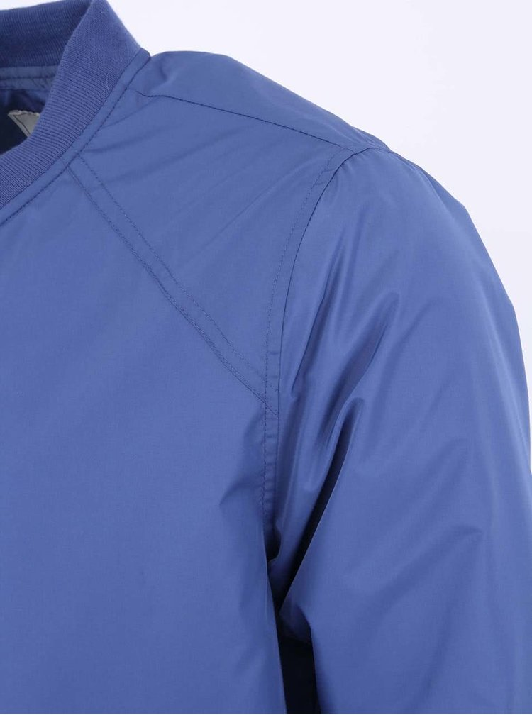 Modrá šuštiaková bunda ONLY & SONS Jim