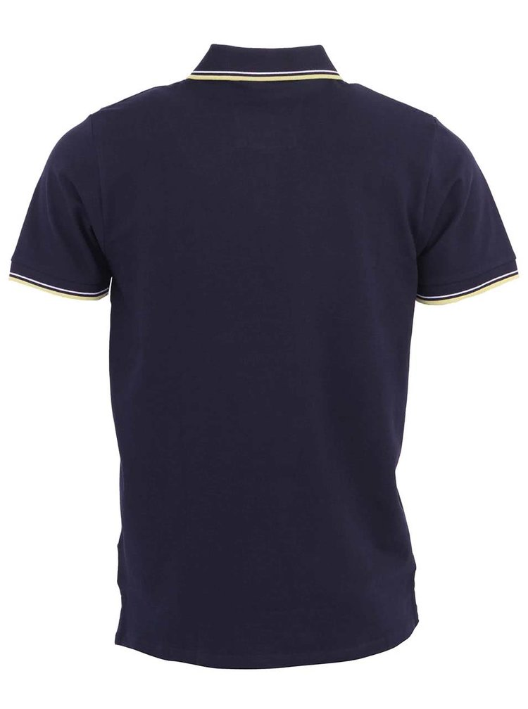 Selected Season Navy Polo Shirt